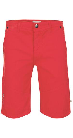 Nihil Oukaimeden korte broek Heren rood